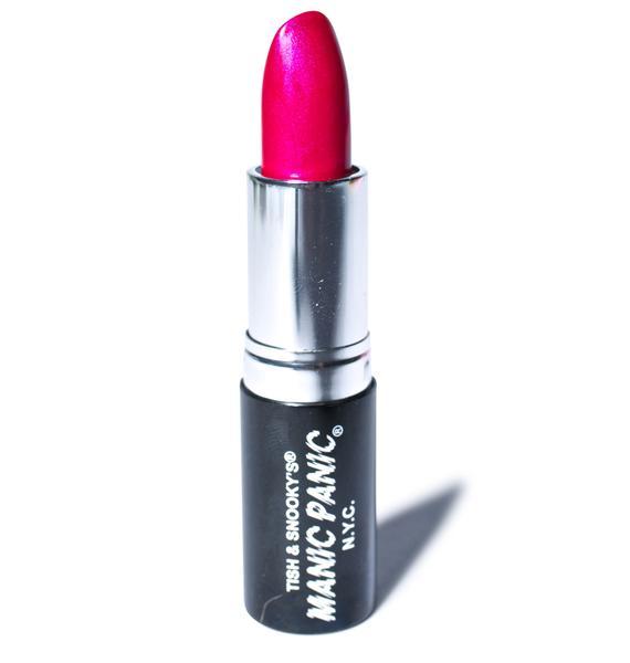 Manic Panic Plum Passion Sharkskin Lipstick