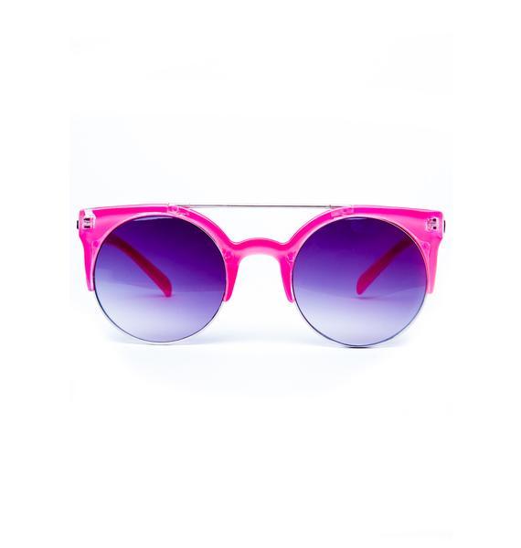 Quay Eyeware The Liv Now Sunglasses