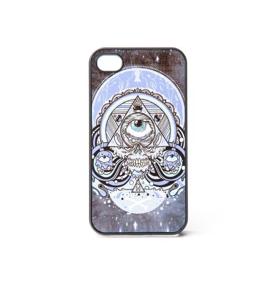 Disturbia Psychodelic iPhone Case