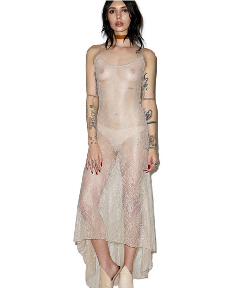 Midnight Hour Slip Dress