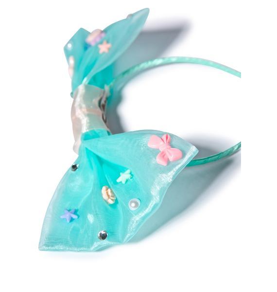 Ballet Bow Headband