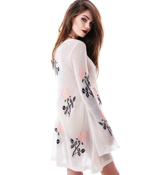 Wildfox Couture Just For You Swinger Lake Dress