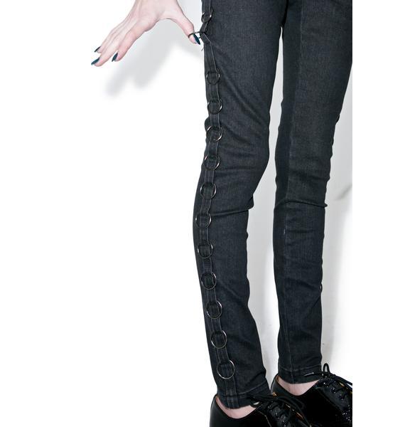 Disturbia Joan Ring Jeans