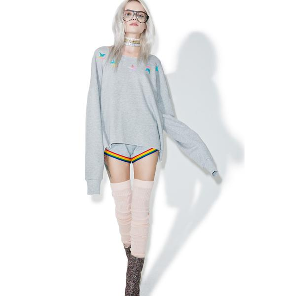 Wildfox Couture Starry Eyed 5am Sweatshirt