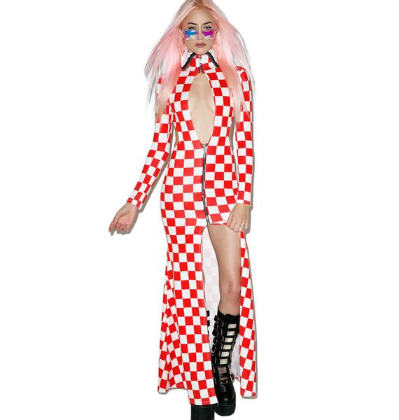 No Limit Maxi Dress