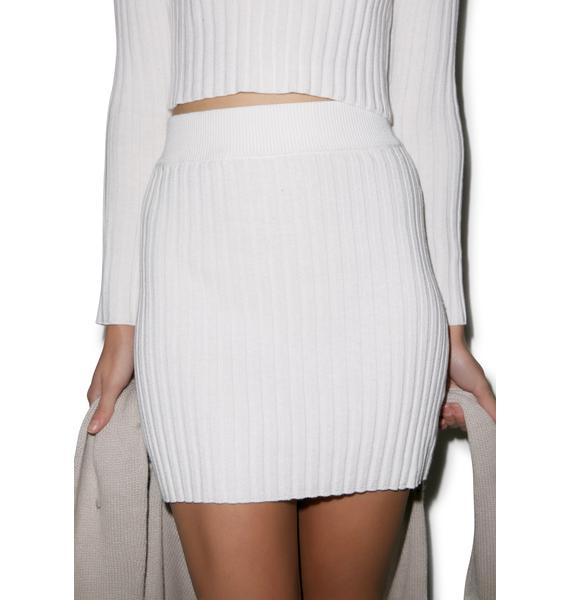 For Love & Lemons Snuggler Skirt