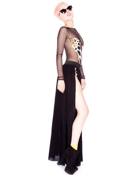 Trinity Maxi Skirt