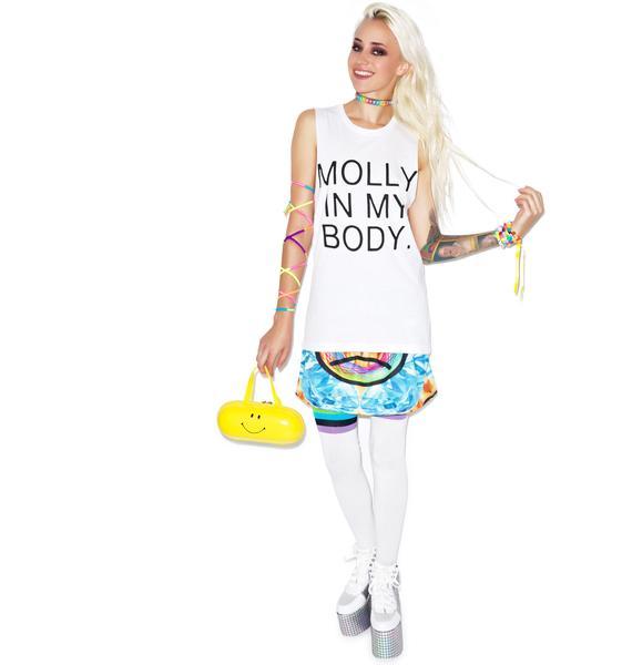 Kill Brand Popped Molly Sleeveless Tee