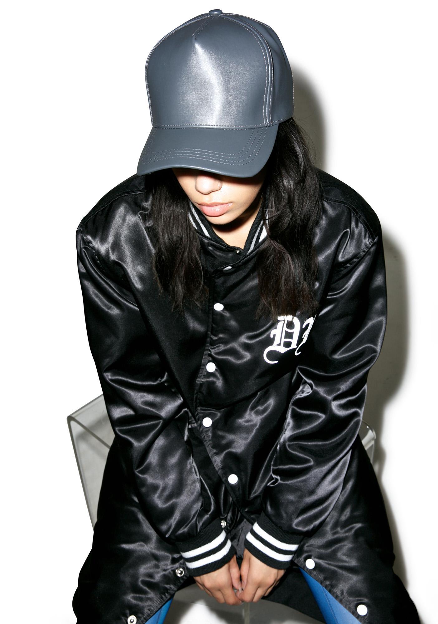Greyscale Hat