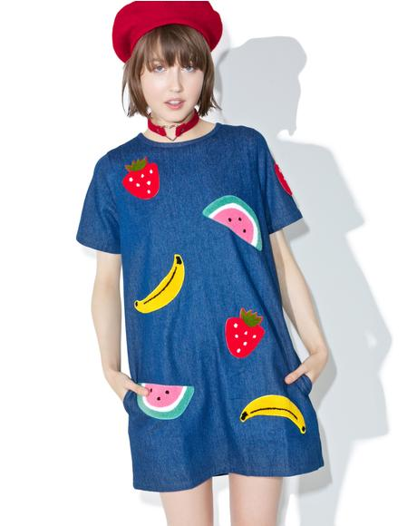 Fruit Patch Tunic