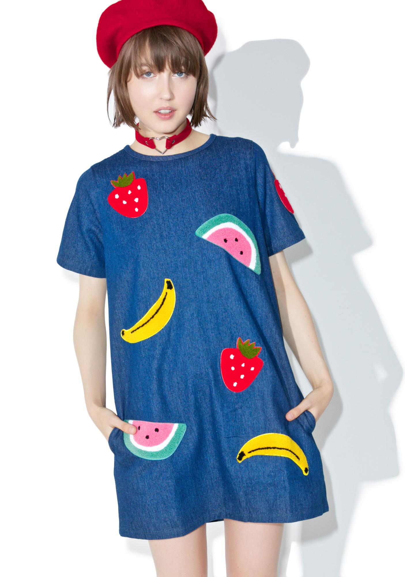 Lazy Oaf Fruit Patch Tunic