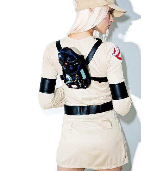 Ghostbustin' Babe Costume Set