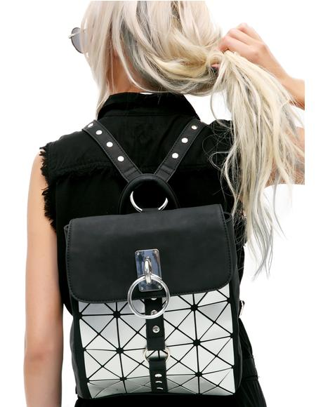 Metal Backpack