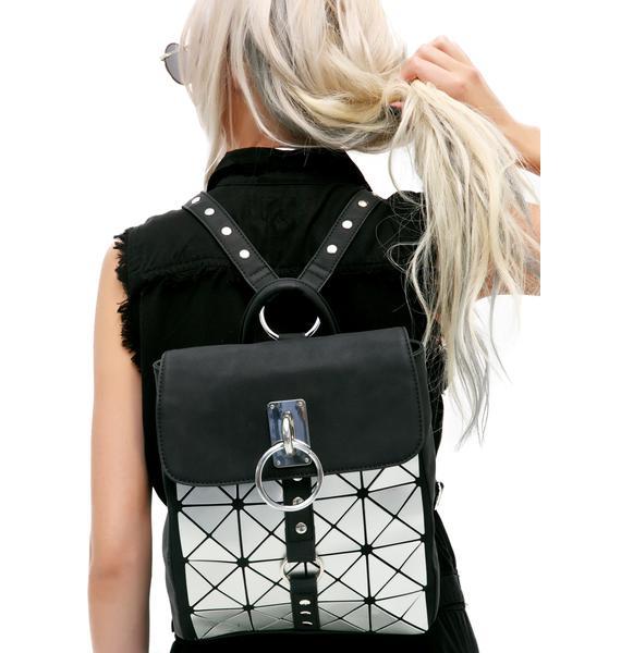 Disturbia Metal Backpack
