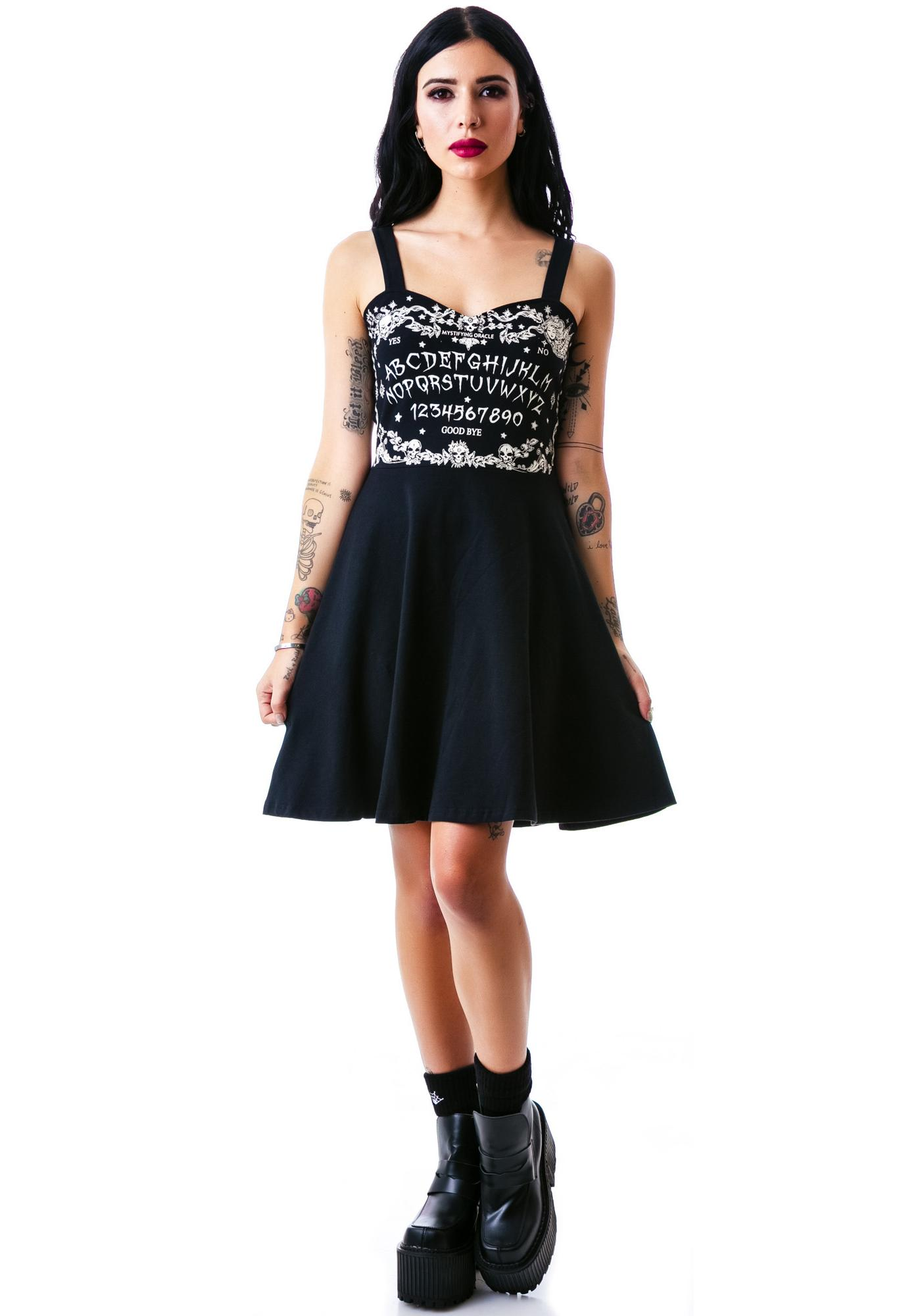Ouija Sweetheart Dress