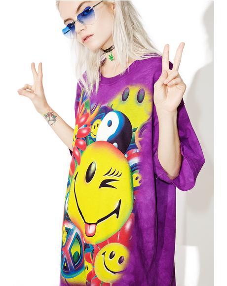 Luvv & Peace T-Shirt