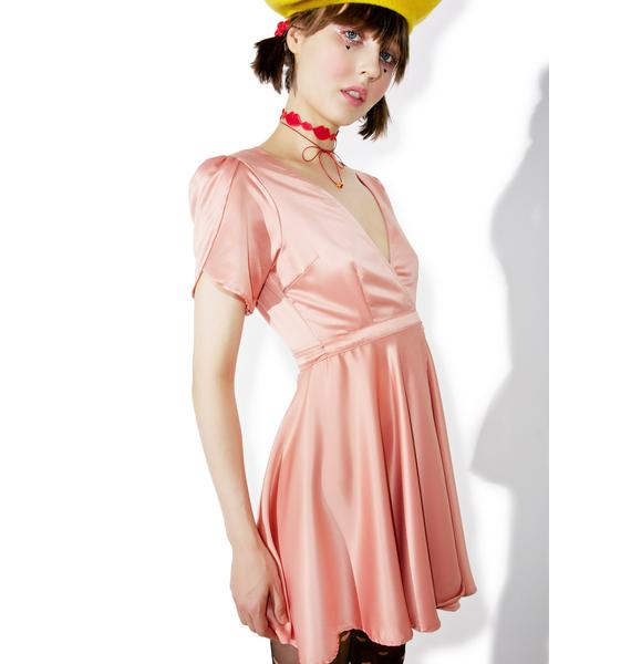 Motel Peachy Avela Dress