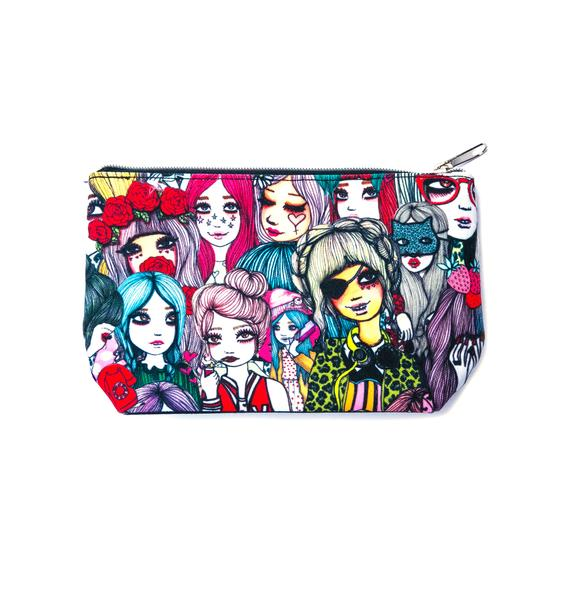 Valfré Flash Mob Cosmetic Bag
