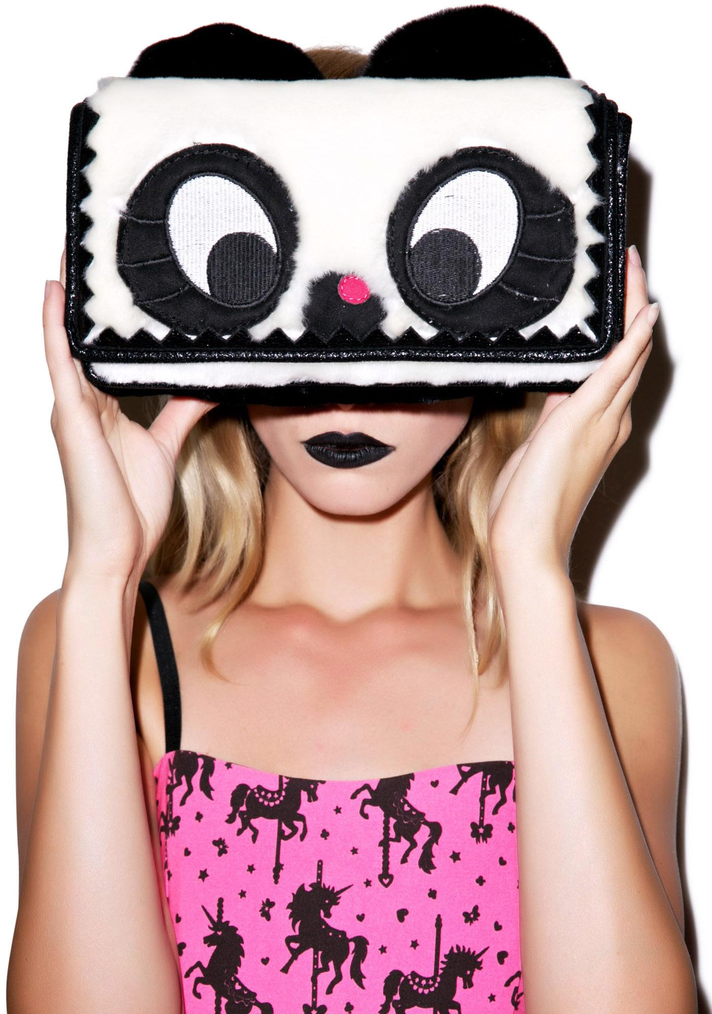 Irregular Choice Bamboo Warrior Clutch