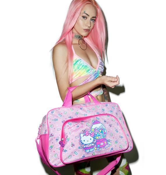 Sanrio Hello Kitty Fresh Punch Overnight Bag