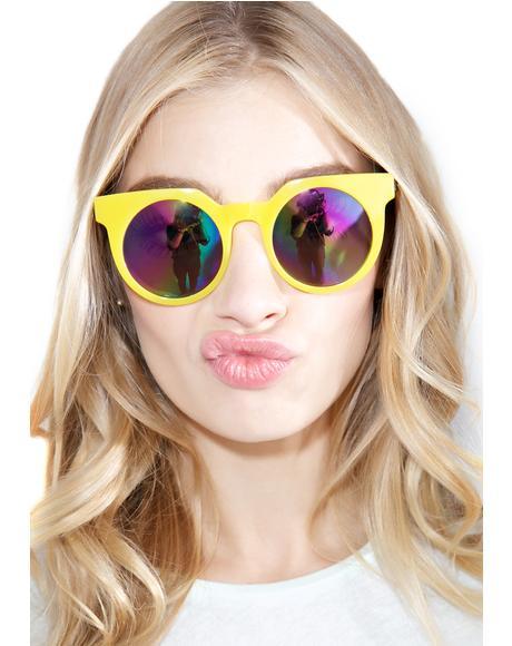 Lemonade Frankie Sunglasses