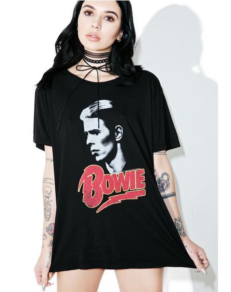 Bowie Portrait Tee