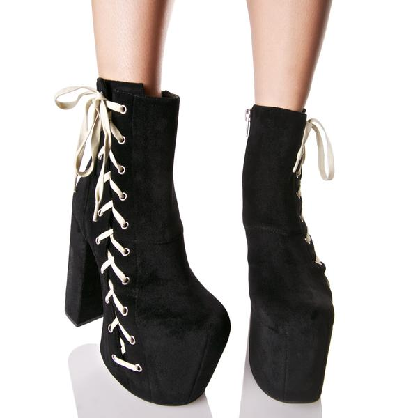 Current Mood Sideshow Boots