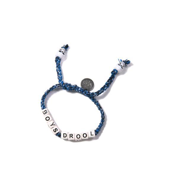 Venessa Arizaga Boys Drool Bracelet