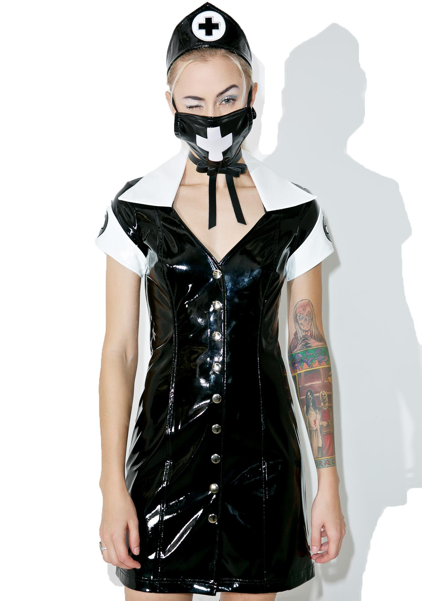 Y.R.U. Deadly Intensive Care Costume Set