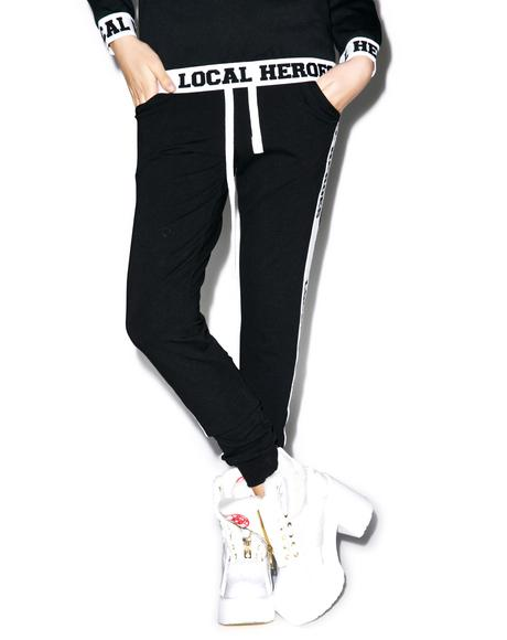 LH Stripe Sweatpants