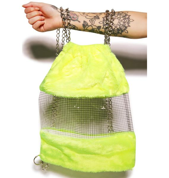 Telly-Tubz Drawstring Backpack