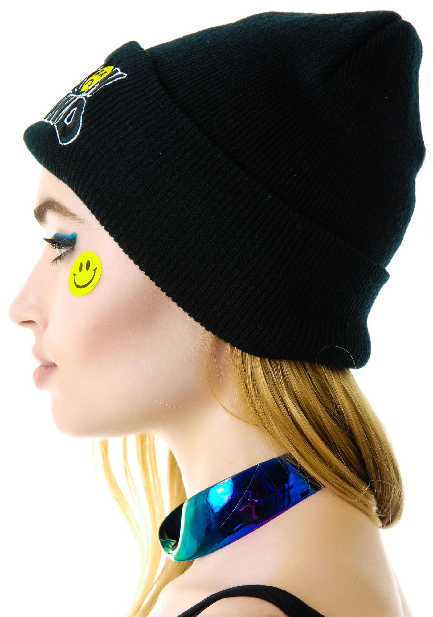 UNIF Never On Beanie