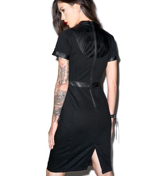 Disturbia Temple Dress