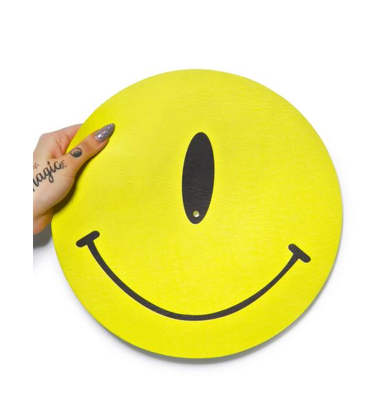 Mishka Smiley Slipmats