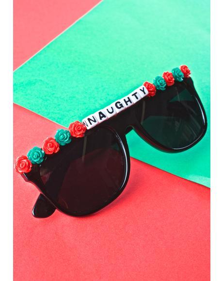 Naughty Sunglasses