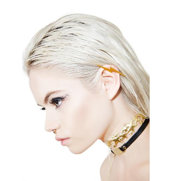 WREN AND GLORY Ziggy Ear Cuff