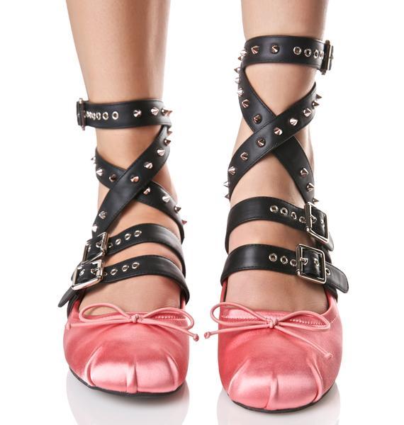 Sugarbaby Rosy Eleve Ballet Flats