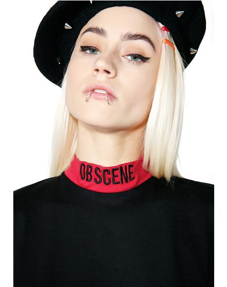 Obscene Dress