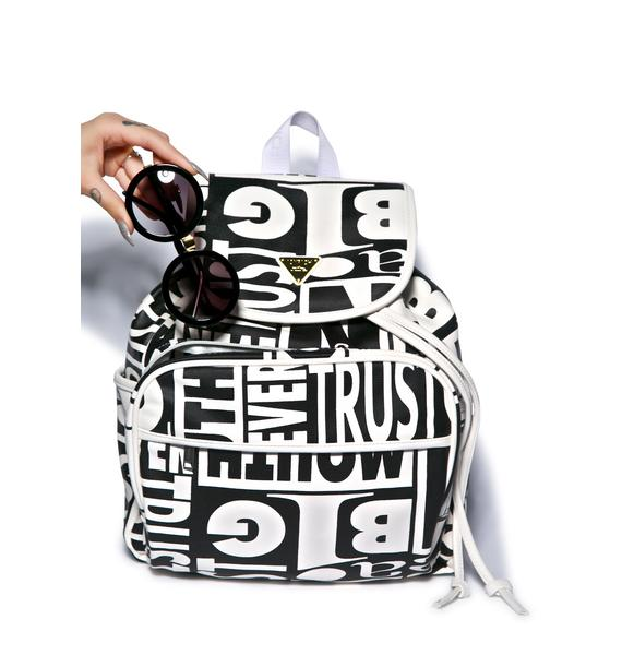 Joyrich Trust Issues Backpack