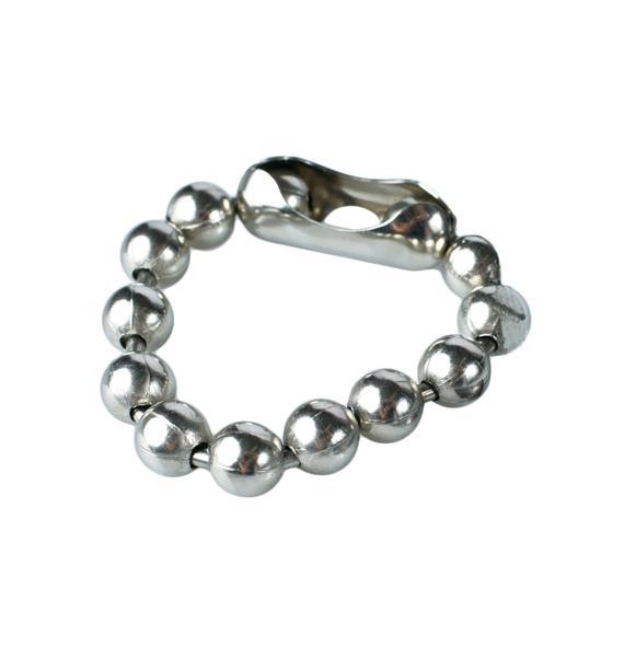 Big Azz Ball 'N Chain Bracelet