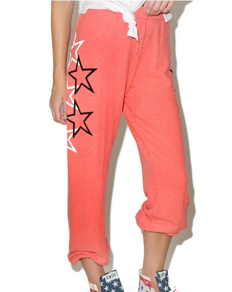 Go Team Stars Sweatpants