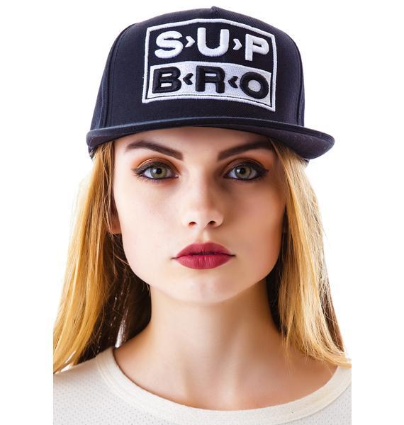 UNIF Sup Bro Snapback