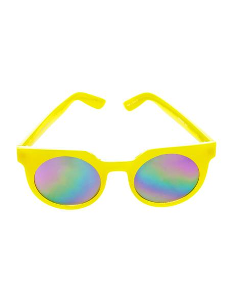 Lemonade Frankie Sunglasses