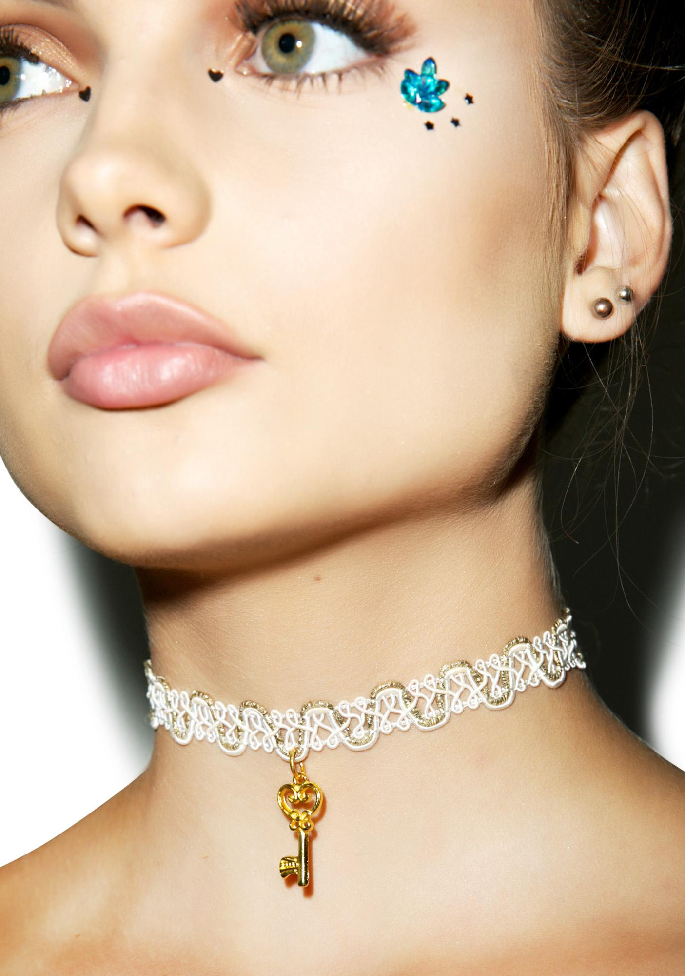 Unlock My Heart Choker