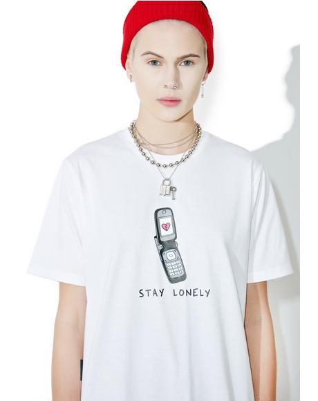 Stay Lonely Long Tee