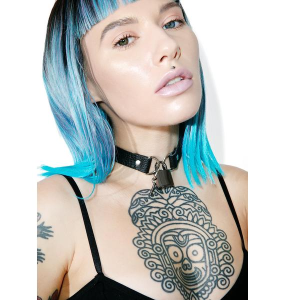 Club Exx Throw It All Away Choker