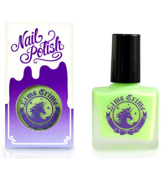 Lime Crime Pastelchio Opaque Nail Polish