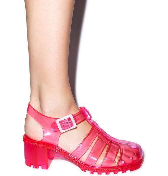Gumball Jelly Sandal