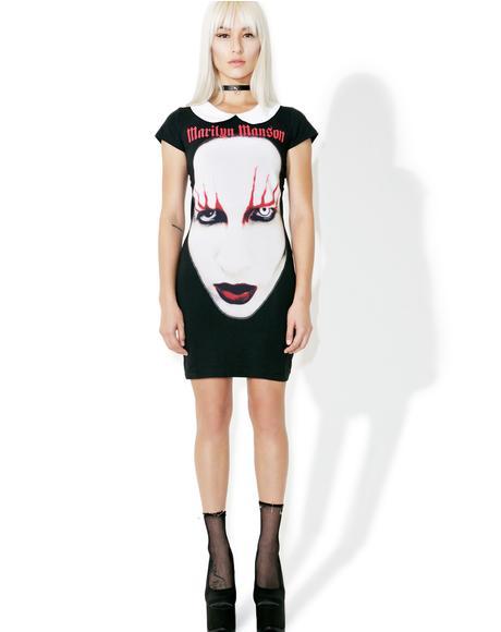 Spell Master Suspender Dress