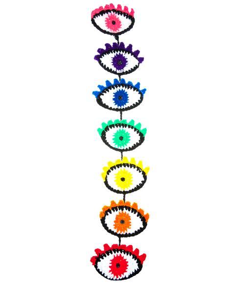 Third Eye Chakra Tassel